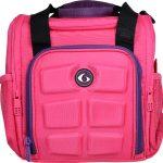 6 Pack Fitness Innovator Mini Pink with Purple Trim -- 1 Bag   Comprar Suplemento em Promoção Site Barato e Bom