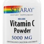 Pó de Vitamina C Não-Ácido - 8 oz. de Solaray   Comprar Suplemento em Promoção Site Barato e Bom