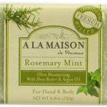 A La Maison Bar Soap Rosemary Mint -- 8.8 oz   Comprar Suplemento em Promoção Site Barato e Bom