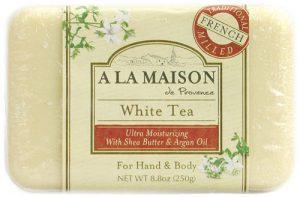 A La Maison Bar Soap White Tea -- 8.8 oz   Comprar Suplemento em Promoção Site Barato e Bom