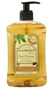 A La Maison French Liquid Soap Pure Coconut -- 16.9 fl oz   Comprar Suplemento em Promoção Site Barato e Bom