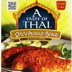 A Taste of Thai Spicy Peanut Bake Gluten Free -- 3.5 oz   Comprar Suplemento em Promoção Site Barato e Bom