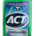ACT Anticavity Fluoride Mouthwash Alcohol Free Mint -- 18 fl oz   Comprar Suplemento em Promoção Site Barato e Bom