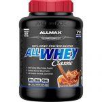 ALLMAX Nutrition ALLWHEY® CLASSIC Pure Whey Protein Blend Chocolate Peanut Butter -- 5 lbs   Comprar Suplemento em Promoção Site Barato e Bom