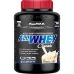 ALLMAX Nutrition ALLWHEY® CLASSIC Pure Whey Protein Blend French Vanilla -- 5 lbs   Comprar Suplemento em Promoção Site Barato e Bom