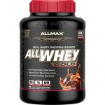 ALLMAX Nutrition ALLWHEY Gold Premium Isolate-Whey Protein Blend Chocolate -- 5 lbs   Comprar Suplemento em Promoção Site Barato e Bom