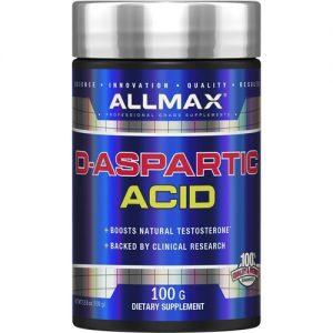ALLMAX Nutrition D-Aspartic Acid -- 3.5 oz   Comprar Suplemento em Promoção Site Barato e Bom