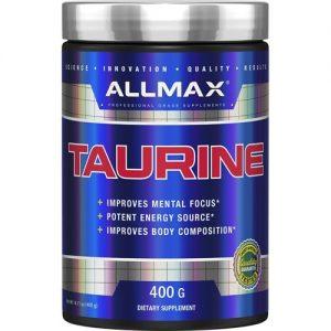ALLMAX Nutrition Taurine -- 133 Servings   Comprar Suplemento em Promoção Site Barato e Bom