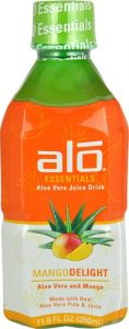 ALO Essentials Aloe Vera Juice Drink Mango Delight -- 11.8 fl oz   Comprar Suplemento em Promoção Site Barato e Bom