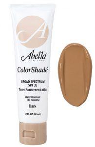 Abella Skin Care ColorShade™ Tinted Sunscreen Lotion SPF 35 Dark -- 2 fl oz   Comprar Suplemento em Promoção Site Barato e Bom