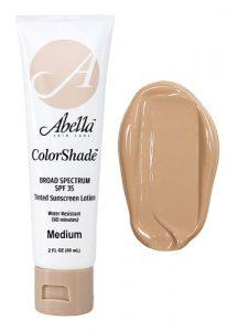 Abella Skin Care ColorShade™ Tinted Sunscreen Lotion SPF 35 Medium -- 2 fl oz   Comprar Suplemento em Promoção Site Barato e Bom