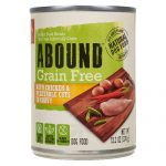 Abound Grain Free Natural Dog Food Chicken & Vegetable -- 13.2 oz   Comprar Suplemento em Promoção Site Barato e Bom