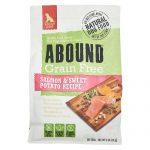 Abound Grain Free Natural Dog Food Salmon & Sweet Potato Recipe -- 4 lb   Comprar Suplemento em Promoção Site Barato e Bom