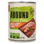 Abound Grain Free Natural Dog Food Turkey & Sweet Potato -- 13.2 oz   Comprar Suplemento em Promoção Site Barato e Bom