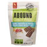 Abound Lamb, Chickpea & Squash Recipe Grain Free Jerky Bites -- 12 oz   Comprar Suplemento em Promoção Site Barato e Bom