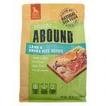 Abound Natural Dog Food Lamb & Brown Rice Recipe -- 4 lb   Comprar Suplemento em Promoção Site Barato e Bom