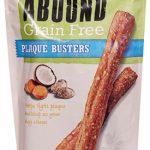 Abound Natural Dog Treats Plaque Busters Grain Free -- 8 Dog Treats   Comprar Suplemento em Promoção Site Barato e Bom