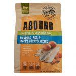 Abound Superfood Blend Cat Food Herring, Egg & Sweet Potato Recipe -- 3.5 lb   Comprar Suplemento em Promoção Site Barato e Bom