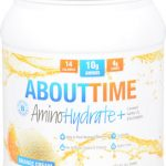 About Time AminoHydrate™ plus Coconut Water & Elecrolytes Orange Cream -- 30 Servings   Comprar Suplemento em Promoção Site Barato e Bom