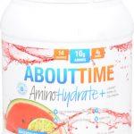 About Time AminoHydrate™ plus Coconut Water & Elecrolytes Watermelon Lime -- 30 Servings   Comprar Suplemento em Promoção Site Barato e Bom