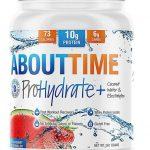 About Time Prohydrate Strawberry Watermelon -- 561 g   Comprar Suplemento em Promoção Site Barato e Bom