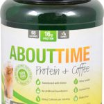 About Time Protein plus Coffee Mochaccino -- 1.51 lbs   Comprar Suplemento em Promoção Site Barato e Bom