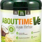 About Time Vegan Protein Natural Vanilla -- 2 lbs   Comprar Suplemento em Promoção Site Barato e Bom