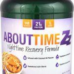 About Time Zz™ Nighttime Recovery Formula Peanut Butter -- 2 lbs   Comprar Suplemento em Promoção Site Barato e Bom