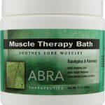 Abra Therapeutics Muscle Therapy Bath Eucalyptus & Rosemary -- 17 oz   Comprar Suplemento em Promoção Site Barato e Bom