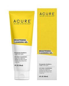 Acure Brightening Cleansing Gel -- 4 fl oz   Comprar Suplemento em Promoção Site Barato e Bom