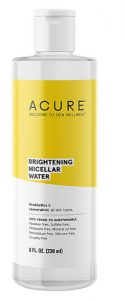 Acure Brightening Micellar Water -- 8 fl oz   Comprar Suplemento em Promoção Site Barato e Bom
