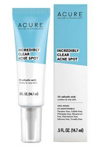 Acure Incredibly Clear Acne Spot -- 0.25 fl oz   Comprar Suplemento em Promoção Site Barato e Bom