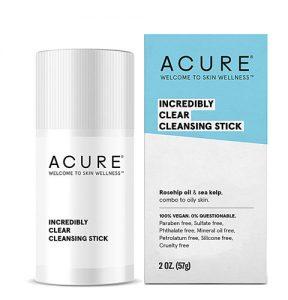Acure Incredibly Clear Cleansing Stick -- 2 oz   Comprar Suplemento em Promoção Site Barato e Bom