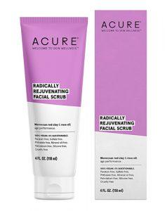 Acure Radically Rejuvenating Facial Scrub -- 4 fl oz   Comprar Suplemento em Promoção Site Barato e Bom