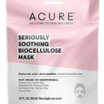Acure Seriously Soothing Biocellulose Gel Mask -- 1 Mask   Comprar Suplemento em Promoção Site Barato e Bom