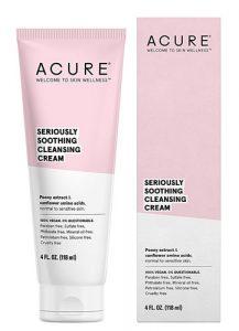 Acure Seriously Soothing Cleansing Cream -- 4 fl oz   Comprar Suplemento em Promoção Site Barato e Bom