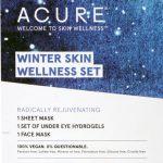 Acure Winter Skin Wellness Set -- 1 Set   Comprar Suplemento em Promoção Site Barato e Bom