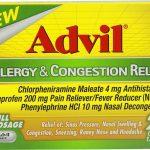 Advil Allergy and Congestion Relief -- 20 Coated Tablets   Comprar Suplemento em Promoção Site Barato e Bom