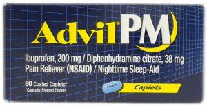Advil PM Caplets -- 80 Coated Caplets   Comprar Suplemento em Promoção Site Barato e Bom
