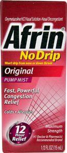 Afrin Nasal Spray No Drip Maximum Strength Original -- 0.5 fl oz   Comprar Suplemento em Promoção Site Barato e Bom
