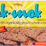 Ak-Mak Sesame Cracker -- 4.15 oz   Comprar Suplemento em Promoção Site Barato e Bom