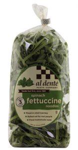 Al Dente Spinach Fettuccine Pasta Noodles -- 12 oz   Comprar Suplemento em Promoção Site Barato e Bom