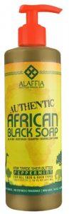 Alaffia African Black Soap All In One Peppermint -- 16 fl oz   Comprar Suplemento em Promoção Site Barato e Bom