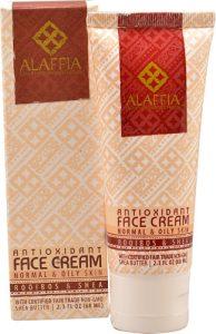Alaffia Antioxidant Face Cream Rooibos & Shea Butter -- 2.3 fl oz   Comprar Suplemento em Promoção Site Barato e Bom