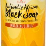 Alaffia Authentic African Black Soap All-In-One Tangerine Citrus -- 32 fl oz   Comprar Suplemento em Promoção Site Barato e Bom