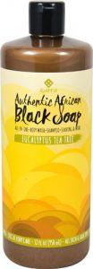 Alaffia Authentic African Black Soap Eucalyptus Tea Tree -- 32 fl oz   Comprar Suplemento em Promoção Site Barato e Bom