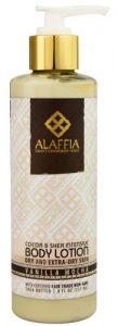 Alaffia Cocoa & Shea Intensive Body Lotion Vanilla Mocha -- 8 fl oz   Comprar Suplemento em Promoção Site Barato e Bom