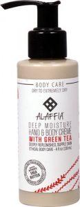 Alaffia Deep Moisture Hand & Body Cream with Green Tea -- 4 oz   Comprar Suplemento em Promoção Site Barato e Bom