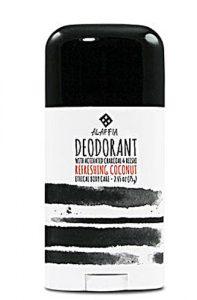 Alaffia Deodorant with Activated Charcoal & Reishi Refreshing Coconut -- 2.65 oz   Comprar Suplemento em Promoção Site Barato e Bom
