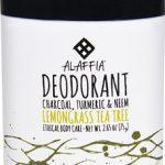 Alaffia Deodorant with Charcoal Turmeric & Neem Lemongrass Tea Tree -- 2.65 oz   Comprar Suplemento em Promoção Site Barato e Bom